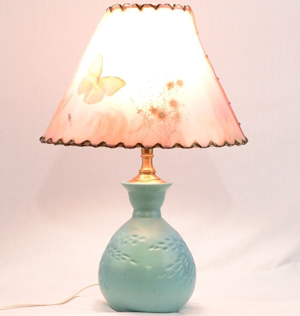 Picture of: Turquoise Table Lamp Review
