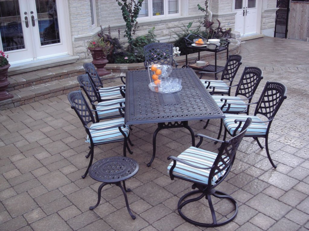 Image of: Aluminum Patio Table Replacement Parts