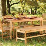 Amazing Teak Patio Table
