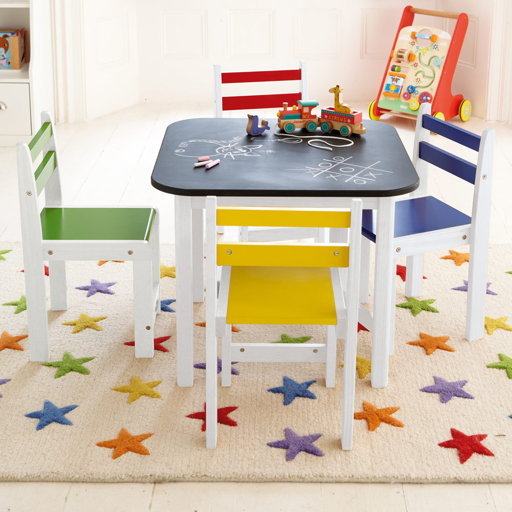 Awesome Kid Activity Table