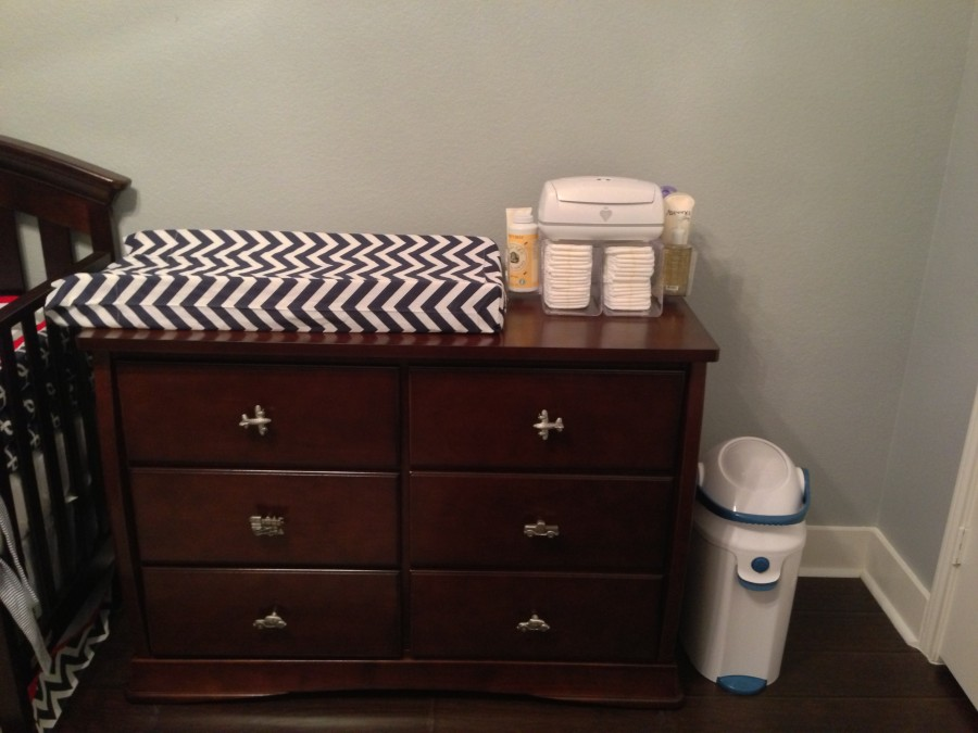Image of: Beautiful Baby Dresser Changing Table
