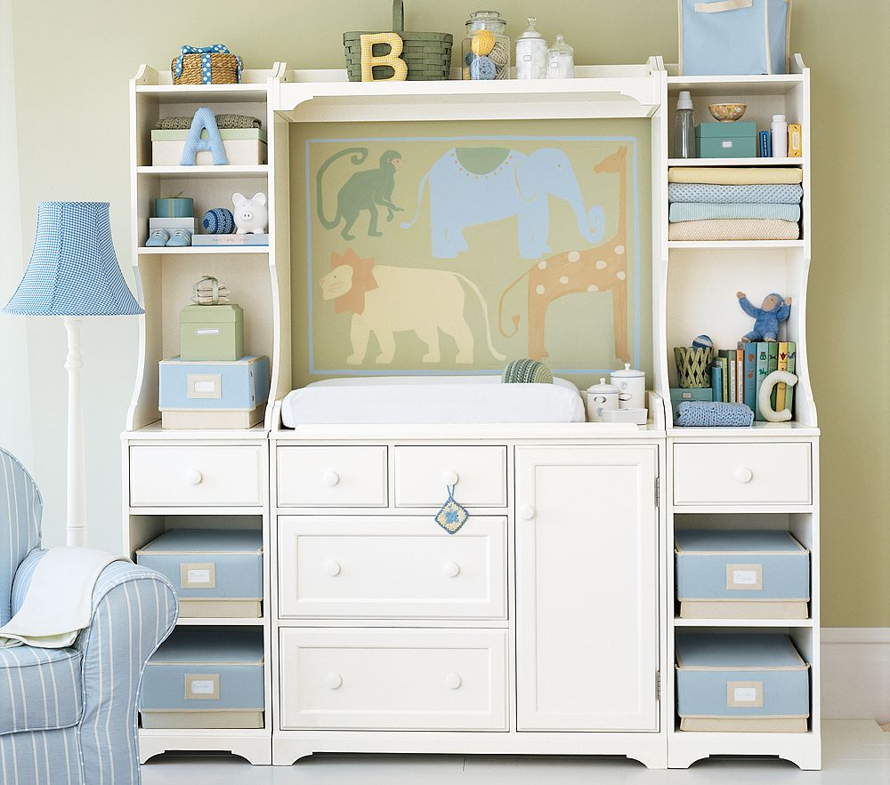 Picture of: Beautiful Diaper Changing Table