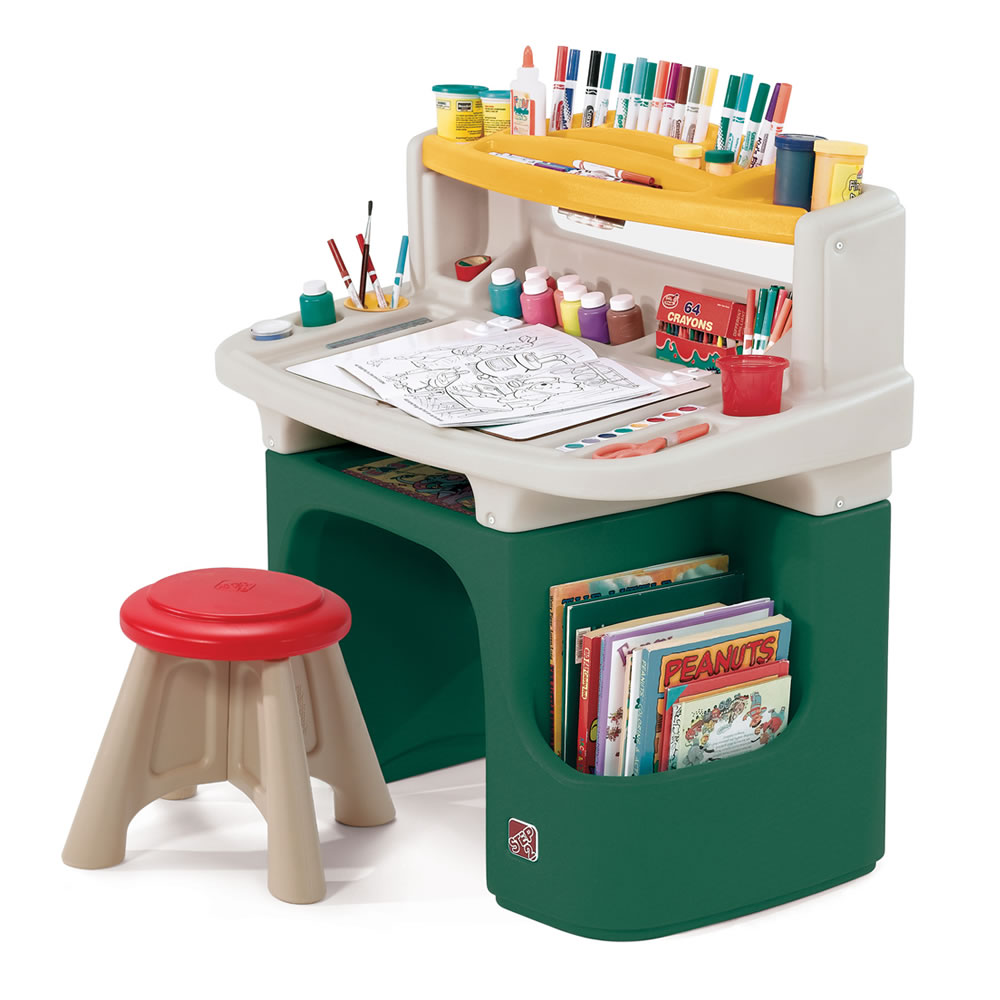 Image of: Beauty Kid Activity Table