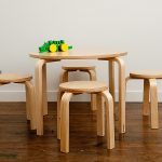 Best Childrens Wooden Table And Chairs Style