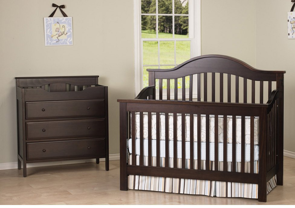 Image of: Best Davinci Changing Table