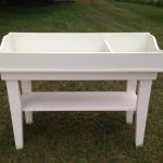 Changing Table Tray White