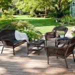 Cheap Wicker Patio Table