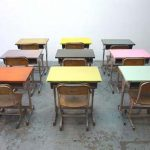 Children Folding Table And Chairs Seize
