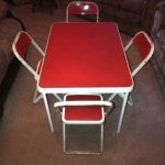 Children Folding Table And Chairs For Eating