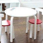 Childrens Tables And Chairs Circle Table