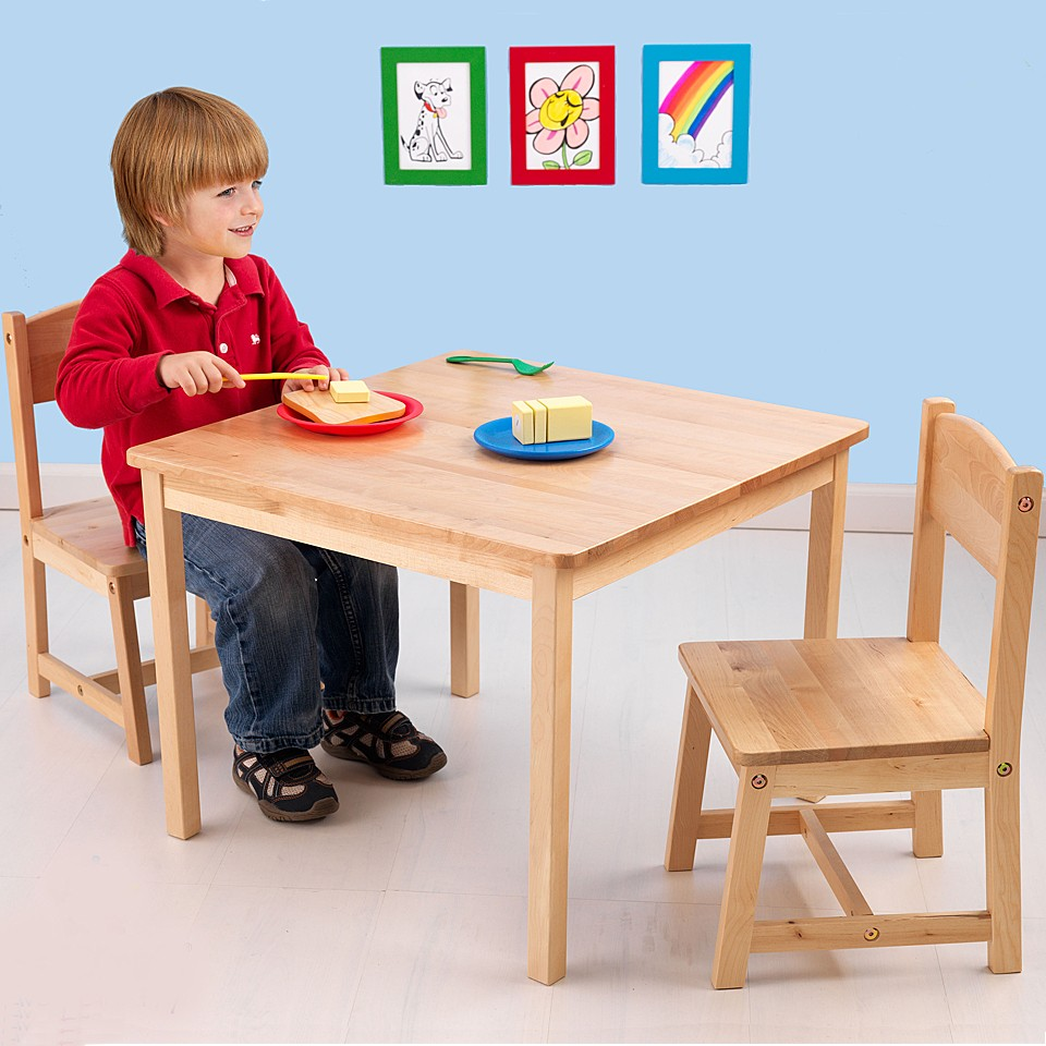 Image of: Childrens Tables and Chairs Eat
