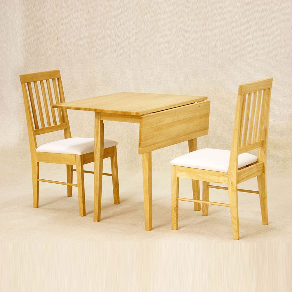 Image of: Classic Childrens Wooden Table and Chairs