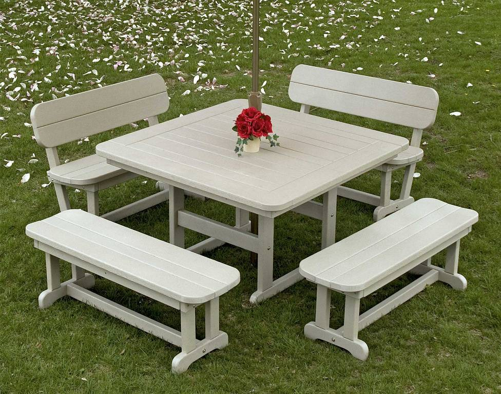 Picture of: Commercial Picnic Tables Design