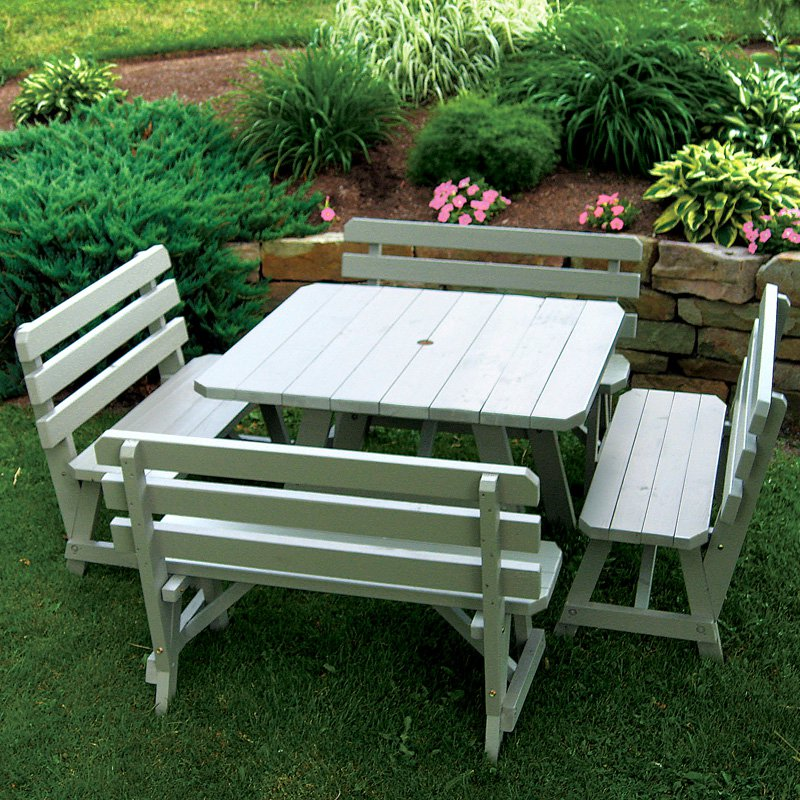 Picture of: Commercial Picnic Tables Ideas