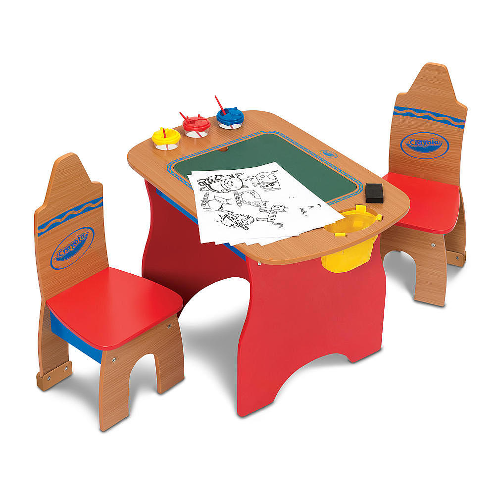 Concept Kid Activity Table