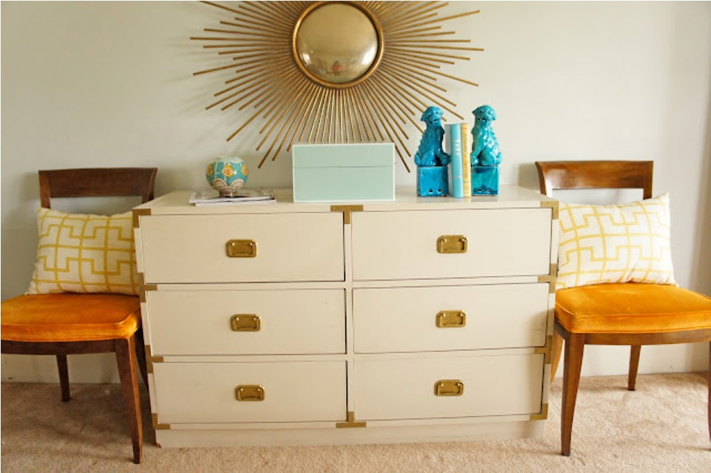 Image of: Crib with Dresser changing Table