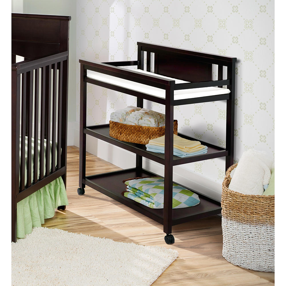 Picture of: Diaper Changing Table Style