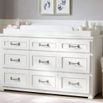 Dresser And Changing Table Combination