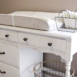 Dresser Changing Table In One