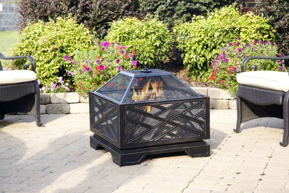 Firepit Tables Box