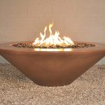 Firepit Tables Coal Material