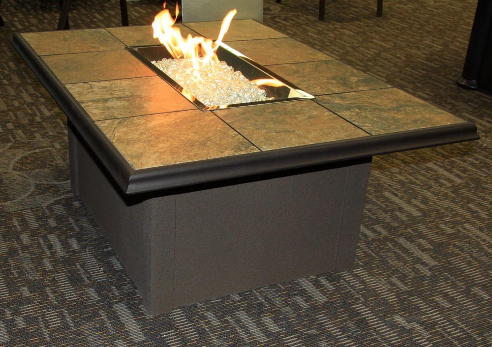 Image of: Firepit Tables Marmer