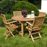 Folding Outdoor Dining Table Sets