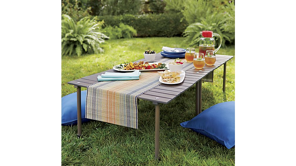 Picture of: Garden Fold up Picnic Table