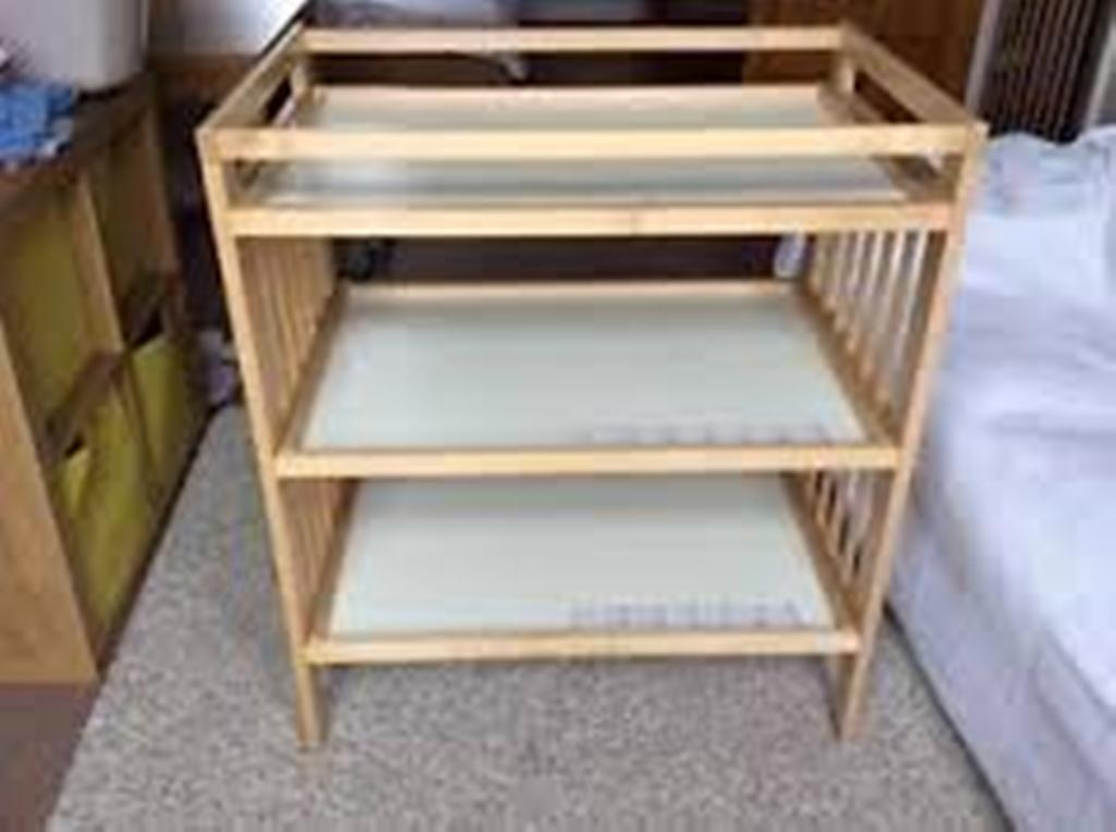 Picture of: Handy Ikea Gulliver Changing Tables