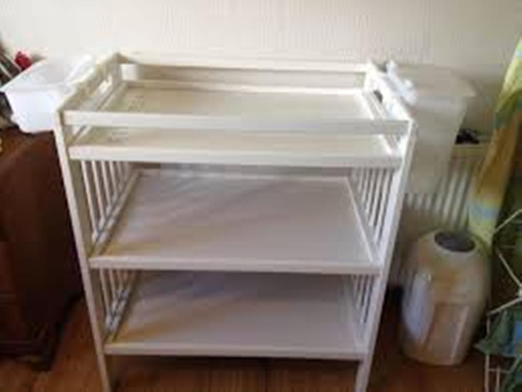 Image of: Idea of Ikea Gulliver Changing Table