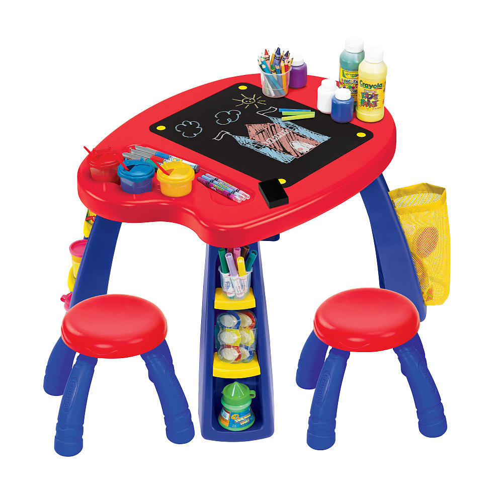 Image of: Ideas Kid Activity Table