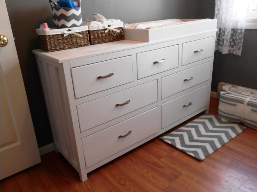 Picture of: Ikea baby Changing Table Attachment