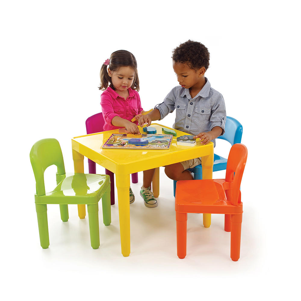 Picture of: Kid Activity Table Sets