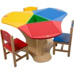 Large Kid Activity Table