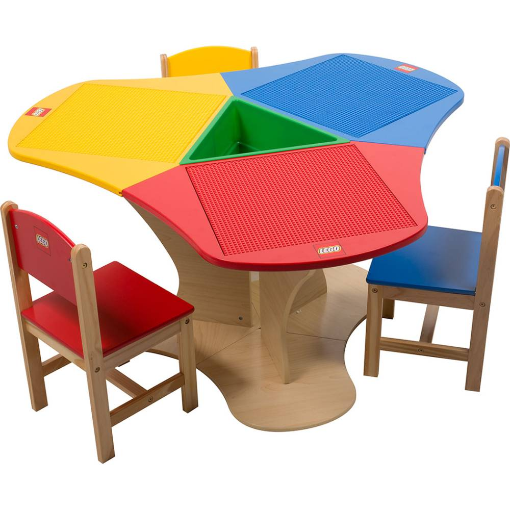 Image of: Large Kid Activity Table
