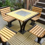 Modern Commercial Picnic Tables