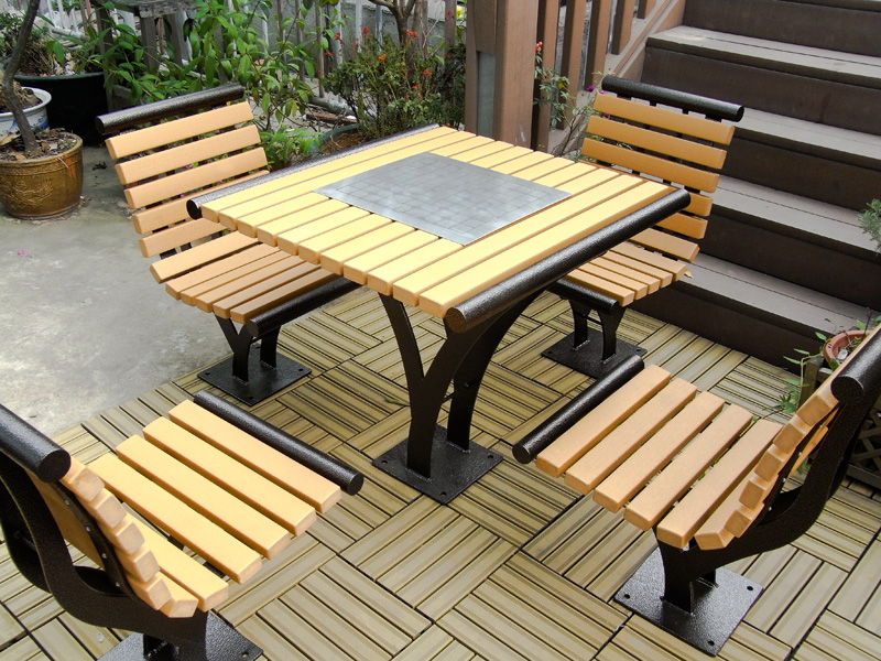 Picture of: Modern Commercial Picnic Tables