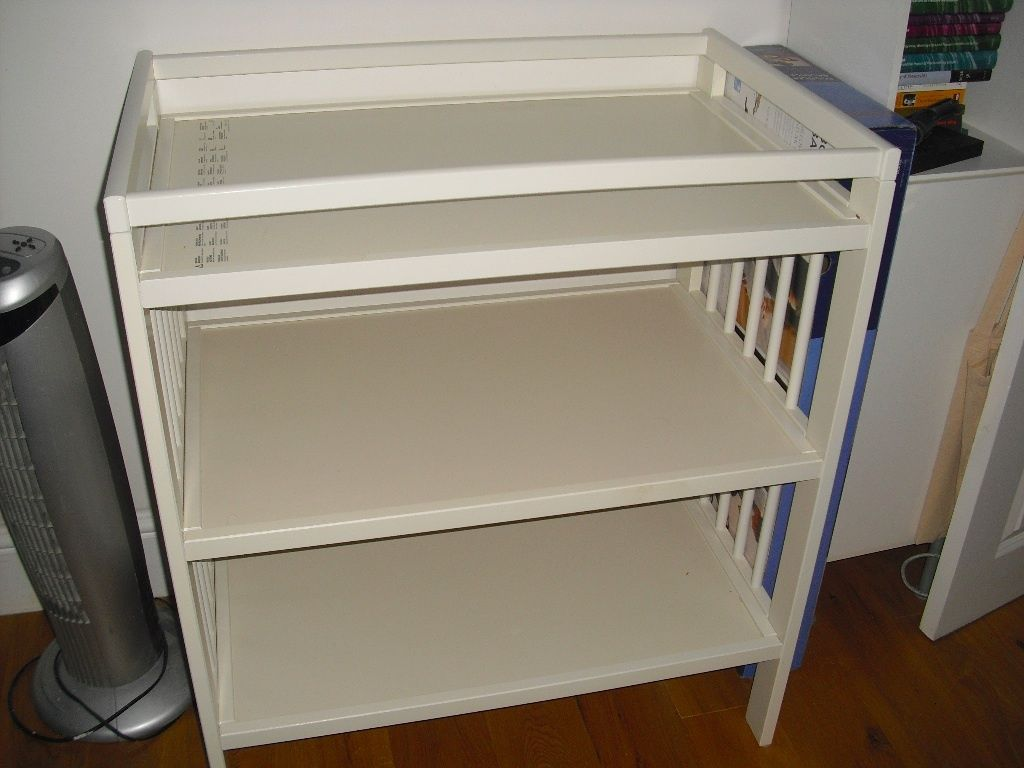 New Ikea Gulliver Changing Table