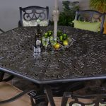 Octagon Patio Table Furniture