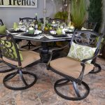 Octagon Patio Table Style