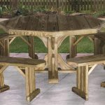 Octagon Patio Table And Chairs