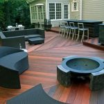 Patio Furniture with Fire Pit Table Style