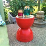 Patio Side Table Color