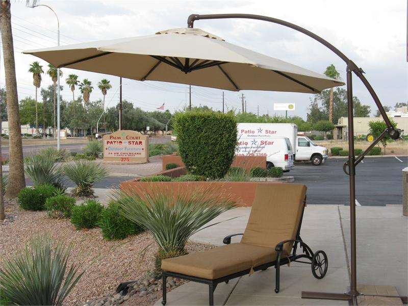 Picture of: Picture of Patio Table Umbrella