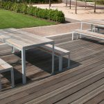 Popular Commercial Picnic Tables Design