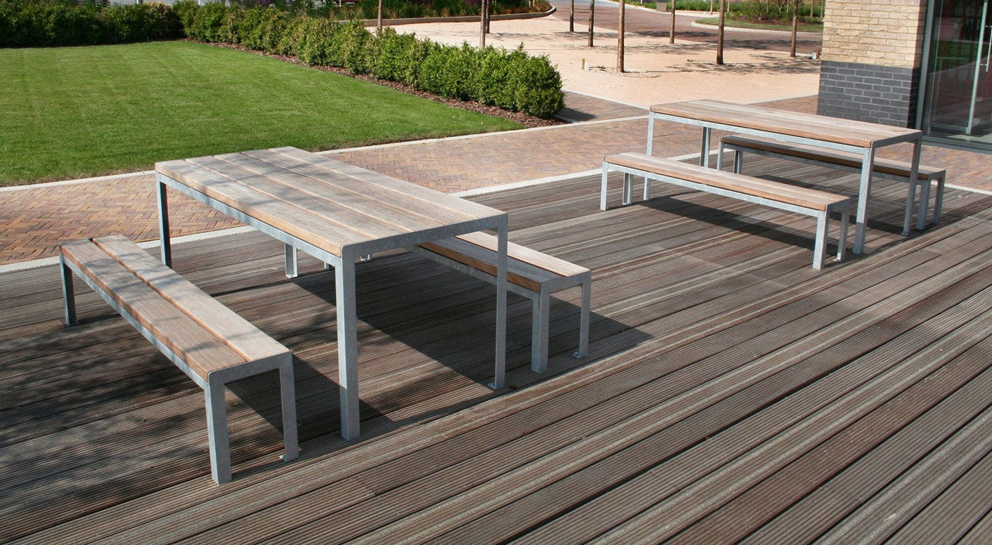 Picture of: Popular Commercial Picnic Tables Design