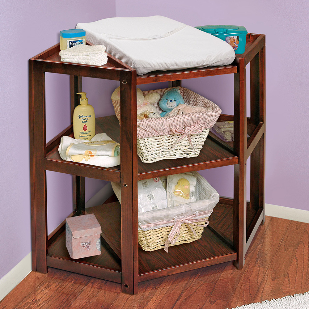 Picture of: Popular Diaper Changing Table