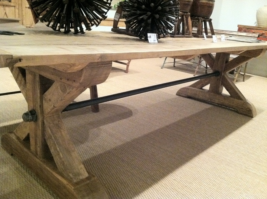 Picture of: Rectangle Patio Dining Table Base