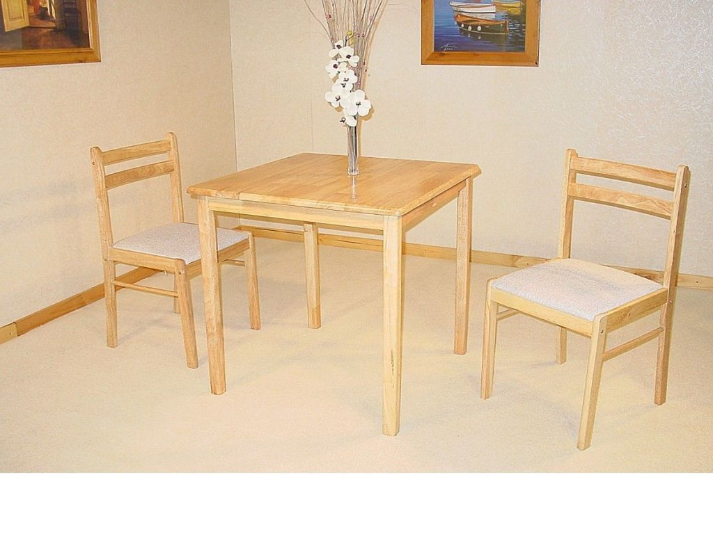 Image of: Small Childrens Wooden Table and Chairs