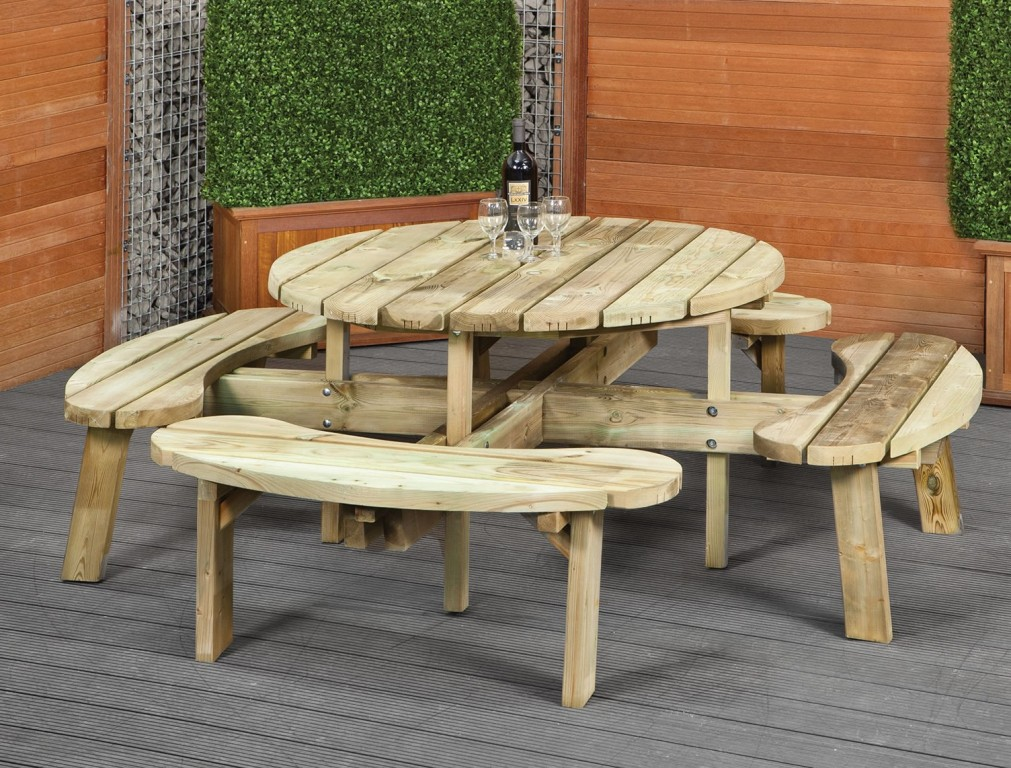 Picture of: Top Commercial Picnic Tables